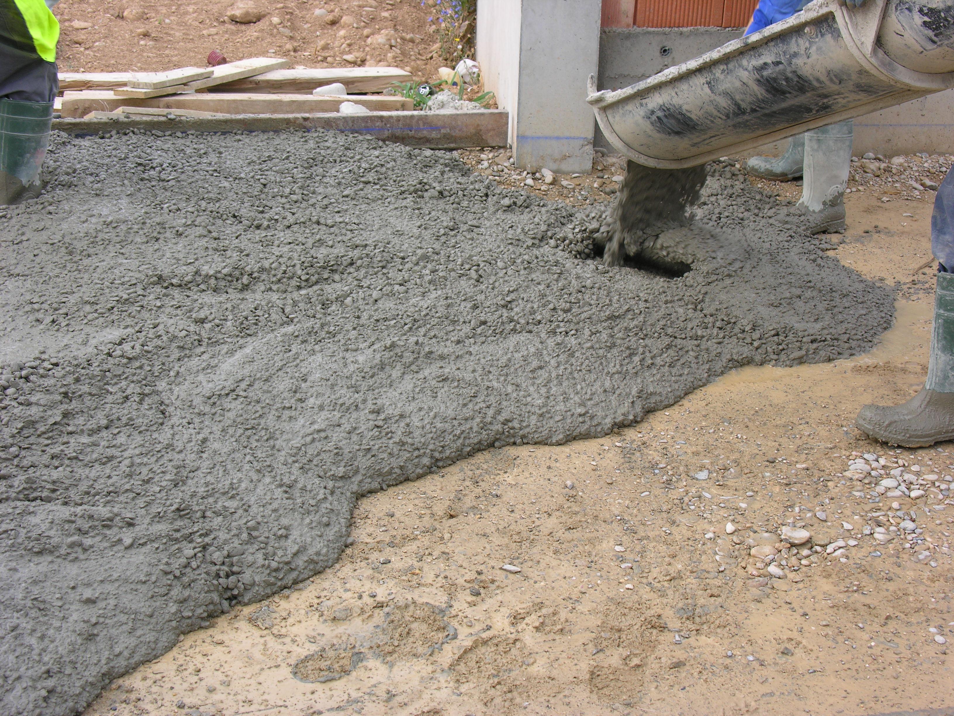 Hormig n indicado para la construcci n de todo tipo de for Construccion de piletas de hormigon